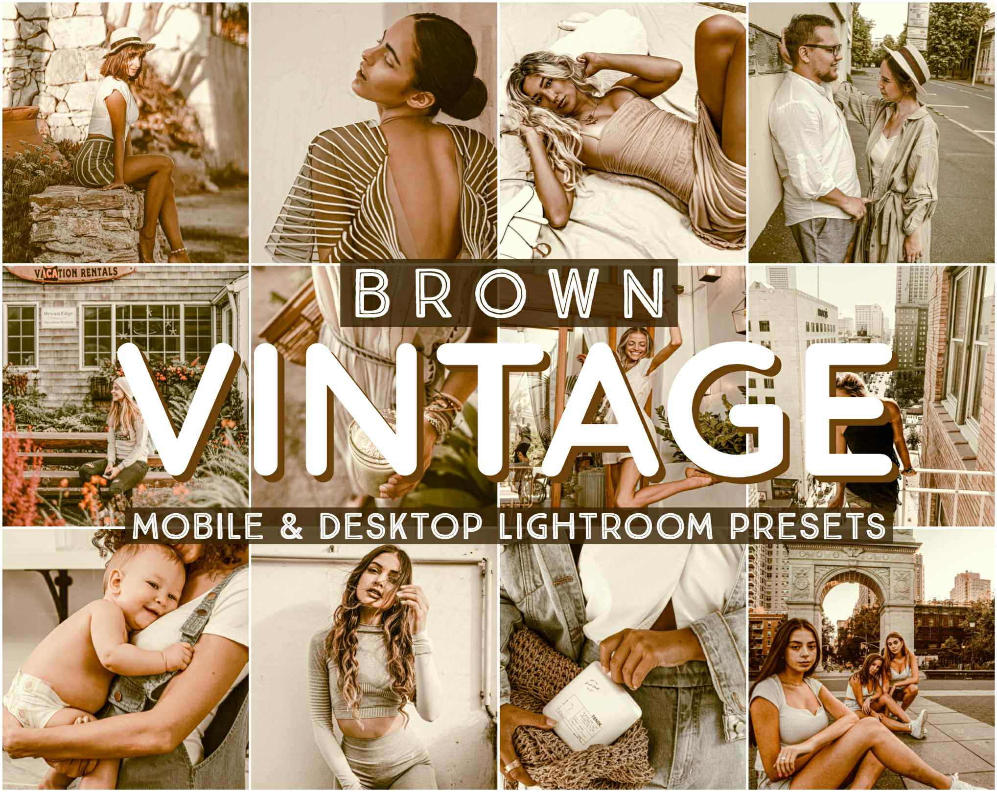 Lightroom Preset Mobile Brown Preset Instagram Preset Preset Lightroom mobile /& desktop Autumn Preset Fall Preset Lightroom Preset